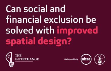 Can social and financial exclusion be solved with improved spatial design?