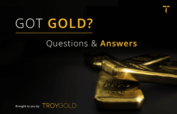 Got Gold? – Questions & Answers