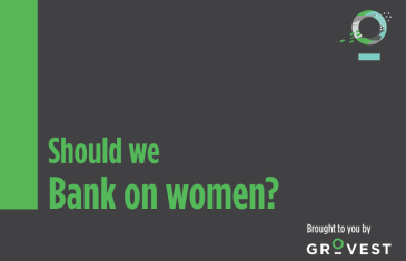 The Section 12J Show: Should we Bank on Women?
