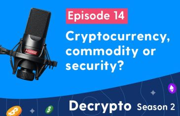 Cryptocurrency, commodity or security?