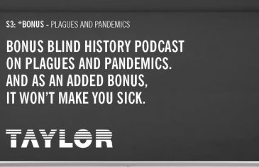 Bonus episode: Plagues & Pandemics