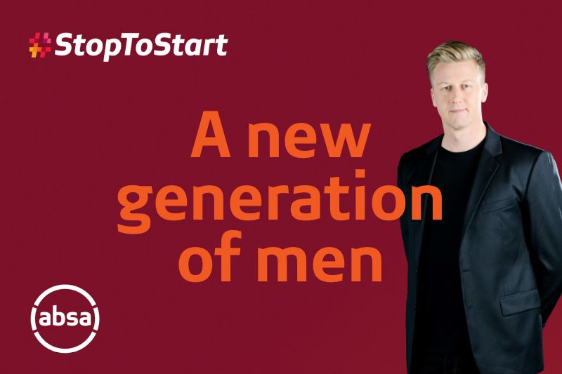 #StopToStart: A New Generation of Men