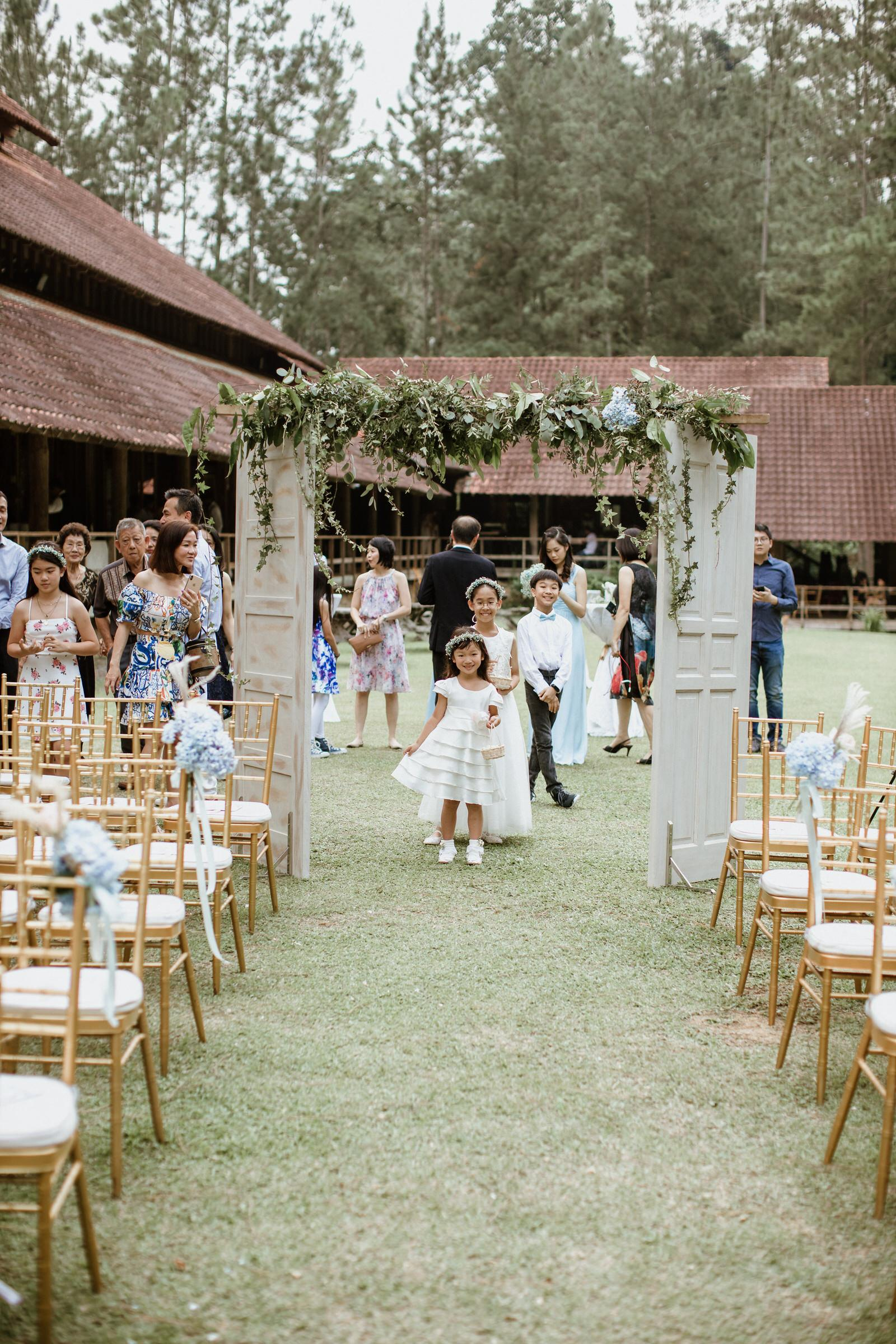 Tanarimba Rustic Garden Weding Janda baik Decoration Photobooth Cliff Choong Photography
