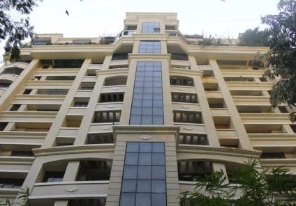 Sanjay Dutt's house