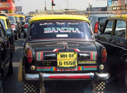 The Iconic Padmini taxi