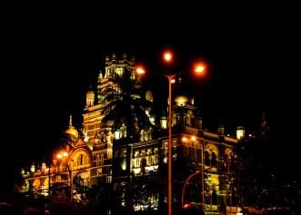 Bombay Castle @ night