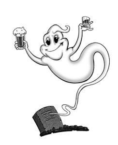 halloween-ghost-with-beer