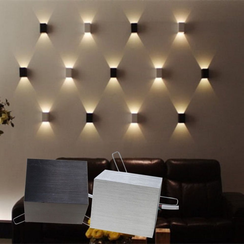 lights decor for bedroom wall