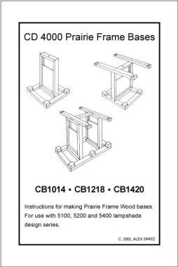 CD 4000 Prairie Frame base patterns