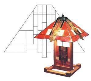 5100 Series Lampshade Patterns