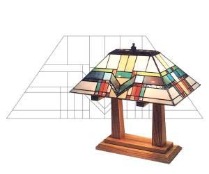 5200 Series Lampshade Patterns