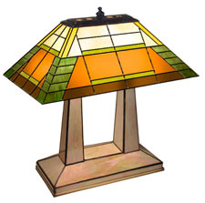 5205 Wings lampshade pattern