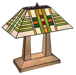 5206 Strata lampshade pattern
