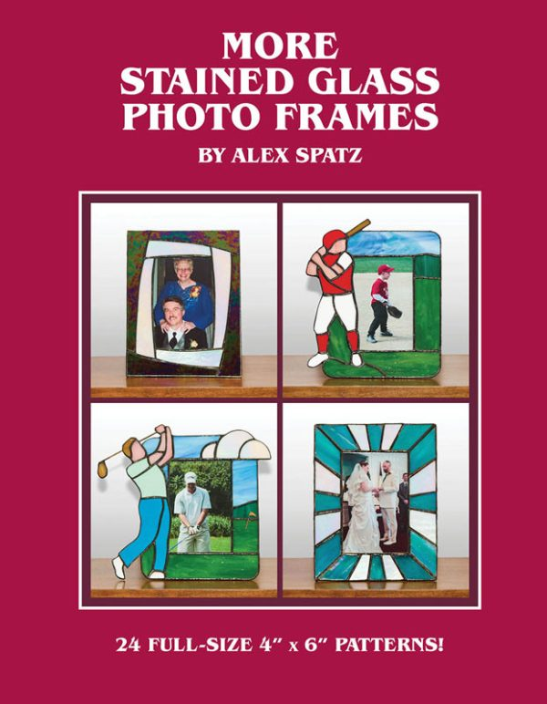 More Stained Glass Photo Frames book