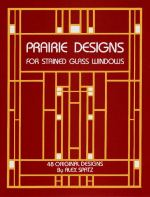 Prairie Designs for Stained Glass Windows book