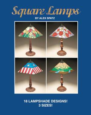 Square Lamps book