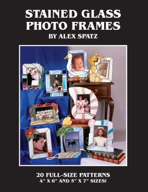 Stained Glass Photo Frames book