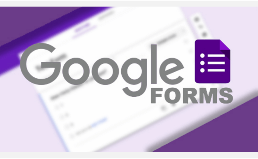 Ideas for Using Google Forms in the Classroom