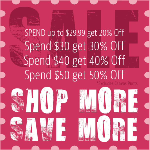 Shop More Save More Sale - Get up to 50% Off!
