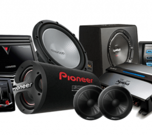 Car Audio & Video System