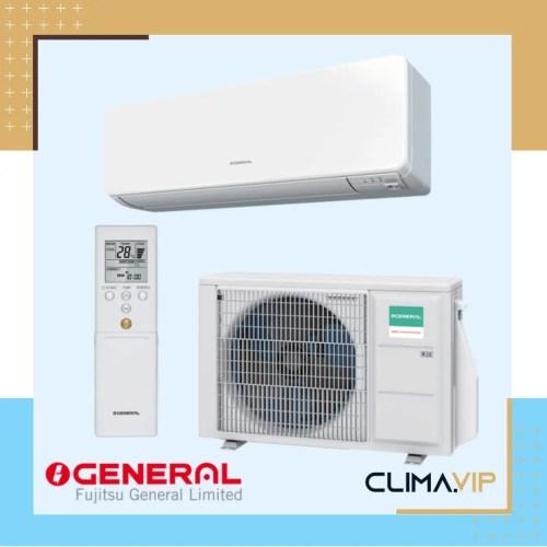Хиперинверторен климатик Fujitsu General ASHG09KGTA/AOHG09KGCA, 9000 BTU, Клас A+++