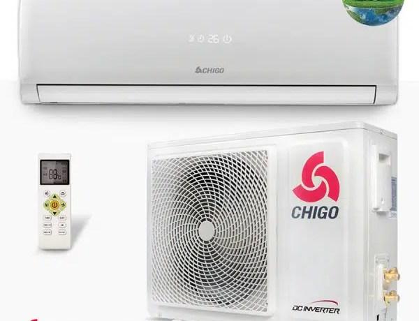 Инверторен климатик Chigo CS-35V3G-1C169AY4 на ВИП цена от Clima.VIP