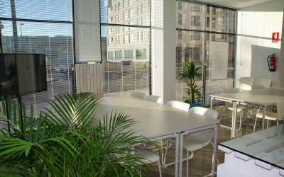 ¿Cómo puedo lograr el clima perfecto en mi oficina?