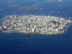 Republic of Maldives: Vulnerable to sea level rise