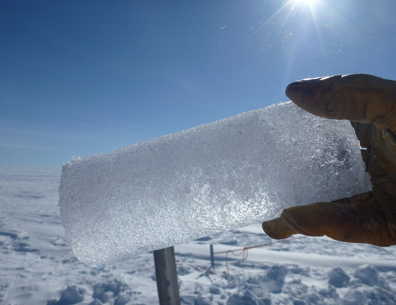 Core Questions An Introduction To Ice Cores Climate