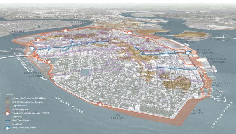How to build in a flood-prone city: a lesson from the Netherlands