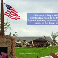 Factoring Climate Change Adaptation in Building Designs