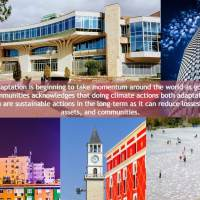 Climate Change Adaptation Actions in Tirana, Albania