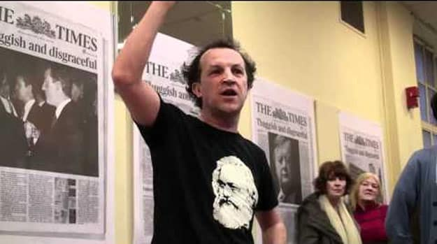 Derek Wall, a founder of the Green Left and the Ecosocialist International Network, is International Coordinator of the UK Green Party. His books include The No Nonsense Guide to Green Politics and The Rise of the Green Left. This article was first published in the newspaper Morning Star on January 27.