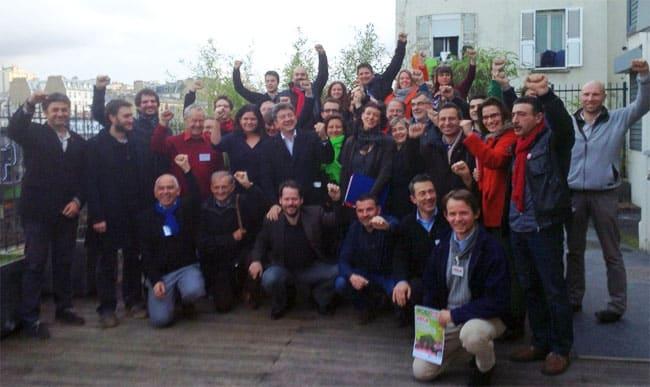 European Ecosocialist Conference Jan 2014