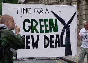 How green is the Green New Deal?
