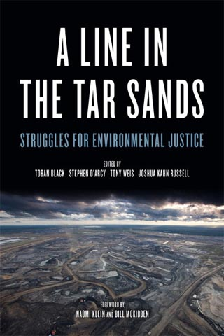 Line in the Tar Sands