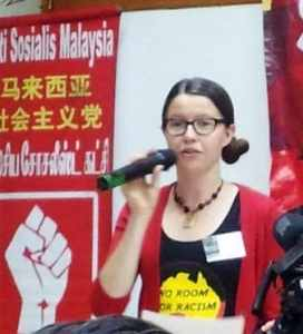 Gemma Weedall is a member of the Socialist Alliance in Adelaide, Australia. This article is based on her presentation at  Socialism 2014, a conference organised by the Socialist Party of Malaysia.