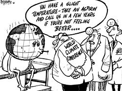 Climate Cartoon