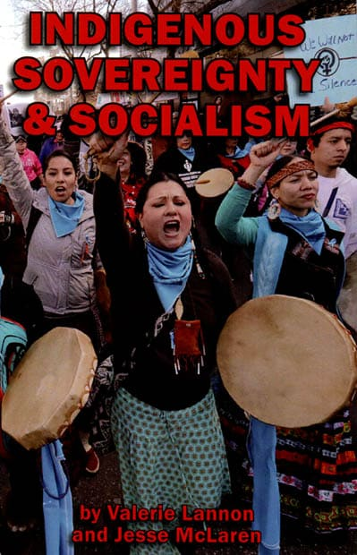 Indigenous sovereignty and socialism in Canada