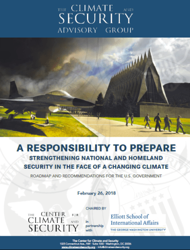 Climate and Security Advisory Group_2018 Cover Photo