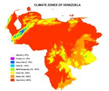 ClimateZones_Venezuela
