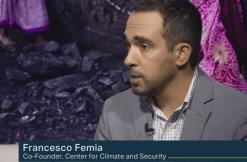 Francesco Femia on TRT World
