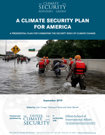 This image has an empty alt attribute; its file name is a-climate-security-plan-for-america_report-cover.png