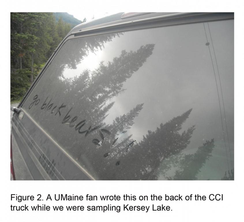 Alpine Lakes Rocky Mtns 2014 Exp