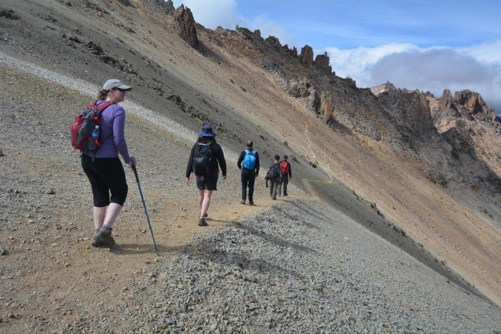 Northern Patagonia 2015 exp