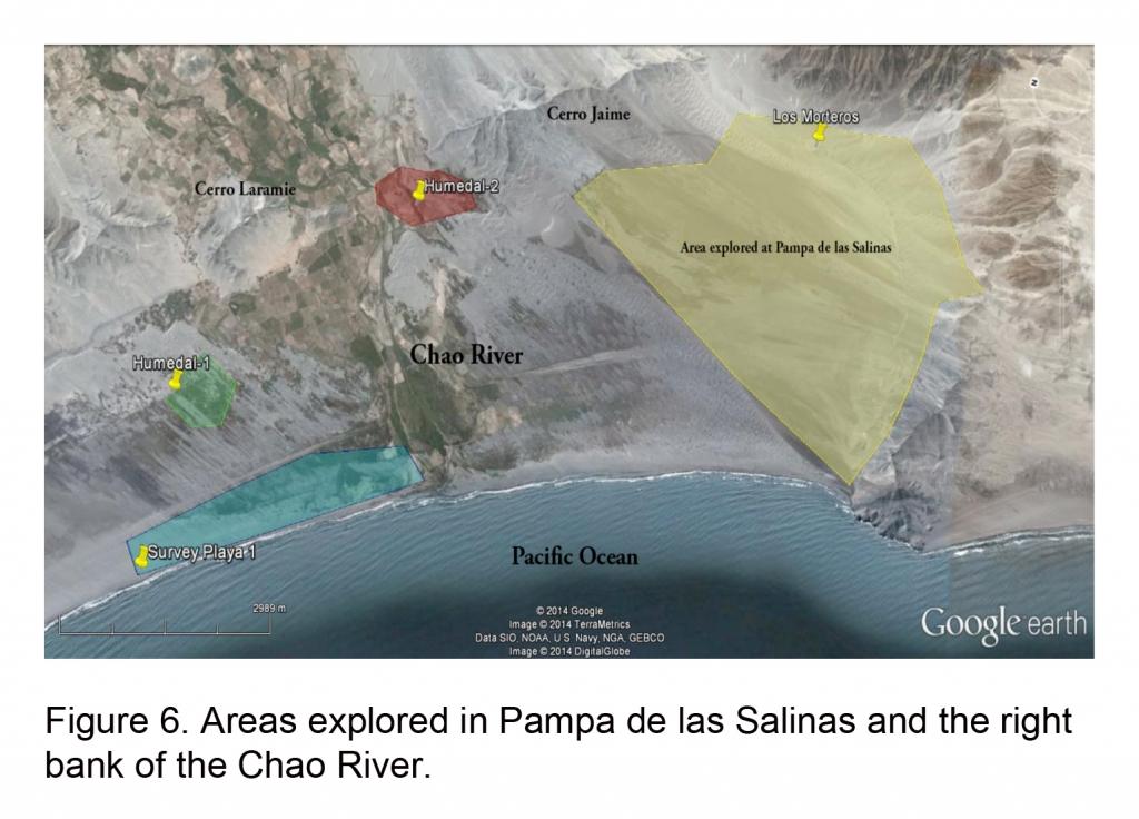 Pampa de las Salinas 2014 Exp