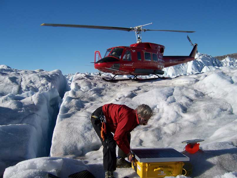 East Greenland Exp 2007