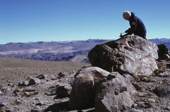 Nevado Firura Exp 2005
