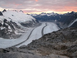 Gilkey Trench - Juneau Icefield