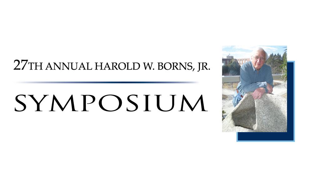 Borns Symposium Logo